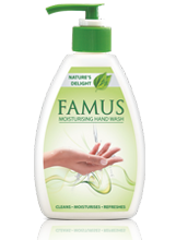 Famus Liquid Handwash Nature Delight