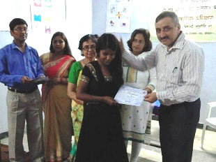 Certificate Distribution at PHDFWF
