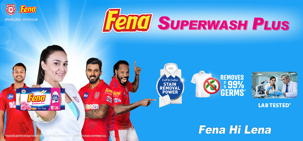 Official Sponsor Of King XI Punjab At IPL 2018